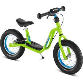 Puky LR XL Springcyklar Barn grön/svart